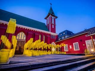 Bau-czek Spa Museums Red
