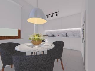 Apartment Revive: Cozinhas  por BM ARQUITETOS,