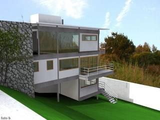 Summa - Soluções em Arquitetura Rumah tinggal