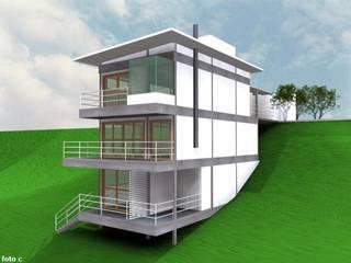 Summa - Soluções em Arquitetura Casas unifamiliares