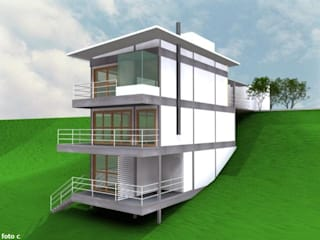 Summa - Soluções em Arquitetura บ้านเดี่ยว
