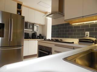 Izabella Biancardine Interiores CocinaArmarios y estanterías