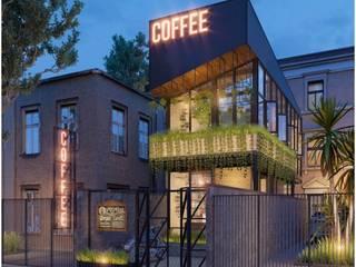 Thiết kế: hiện đại  by Công ty phát triển nội thất đô thị, Hiện đại