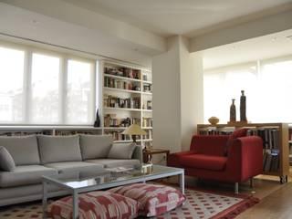 Dasepa Construcciones y reformas en Madrid Modern dining room Wood White