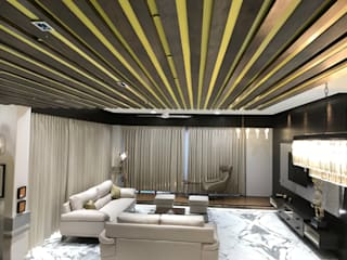 Interiors Modern living room by Obaku Design Modern