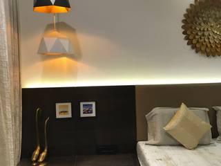 Interiors Modern style bedroom by Obaku Design Modern