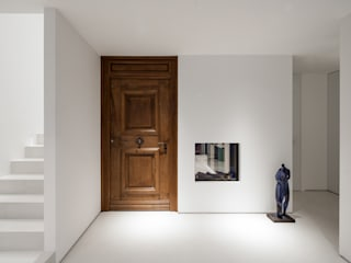 Villa Bunkherr Moderner Flur, Diele & Treppenhaus von Philipp Architekten - Anna Philipp Modern