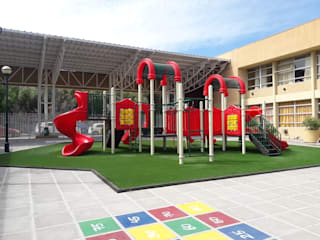 ACG Construcciones Modern schools