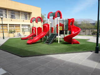 Schulen von ACG Construcciones, Modern