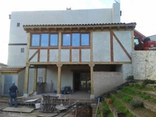 Reformas casa rural en Burgos de riarsa 2006 constructores en burgos Rústico