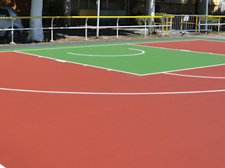 CANCHAS DEPORTIVAS:  de estilo  por Assembling Center Games