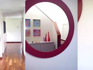 La Calidad de un Espacio. El Orden también se proyecta. Pasillos, vestíbulos y escaleras minimalistas de Fabiana Ordoqui Arquitectura y Diseño. Rosario | Funes |Roldán Minimalista