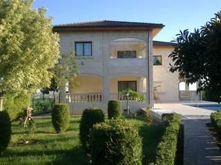 Casas de estilo moderno de Taşcenter Acarlıoğlu Doğal Taş Dekorasyon Moderno