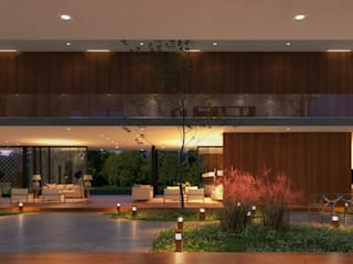 Country house by Viviane Cunha Arquitetura