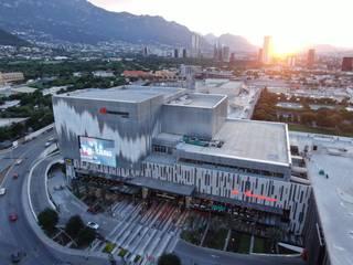 Show Center Monterrey (Teatro) Salones modernos de FSC Moderno