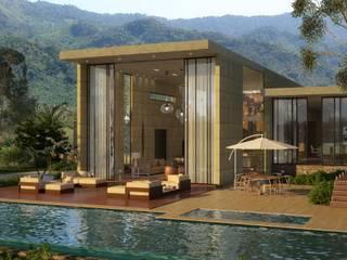 Villas by Viviane Cunha Arquitetura