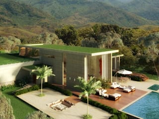 von Viviane Cunha Arquitectura Modern