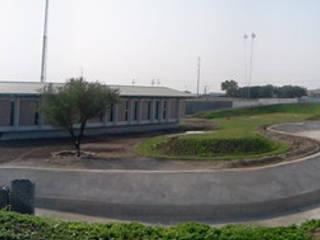 Parque Logistico Puerta del Norte Paredes y pisos de estilo moderno de FSC Moderno