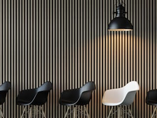 Modern offices & stores by Déco Modern