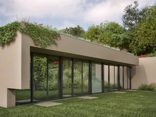 Casa CMT - Guimarães, PT por DOME arquitetura & engenharias integradas