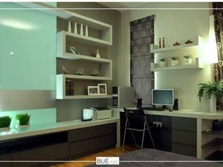 Bue Studio Co.,Ltd. Kamar Tidur Modern