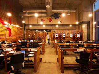 Atyacham's Foodbox Office:  Offices & stores by Fifth Column ,