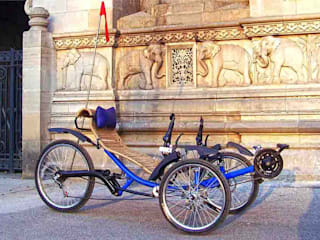 Velocity Trike:   by Fifth Column ,