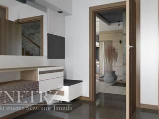 Dom okolice Rzeszowa: styl , w kategorii  zaprojektowany przez Pracownia Projektowa Jamuła Sławomir