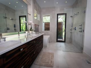 DEMİRHANLAR YAPI MİMARLIK:  tarz Banyo