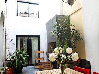 Casa Unifamiliar : Terrazas de estilo  por Ba75 Atelier de Arquitectura