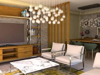 Este Mimarlık Tasarım Uygulama – UG Evi Tasarımı: modern tarz , Modern
