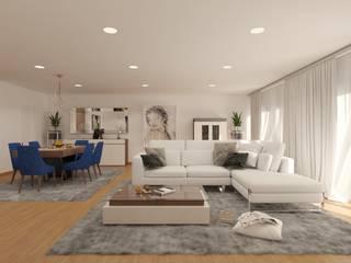 Decordesign Interiores Living roomSofas & armchairs Textile White