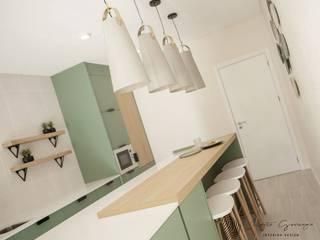 Cozinha por Marta Gonzaga, Interior Design