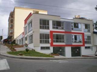 ME&CLA Ingeniería y Arquitectura Minimalist houses