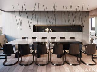Столовые комнаты в . Автор – Sulkin Askenazi, Модерн