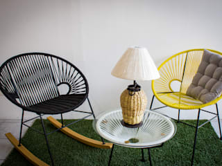 SILLAS ACAPULCO ESTILO RETRO Garden Furniture
