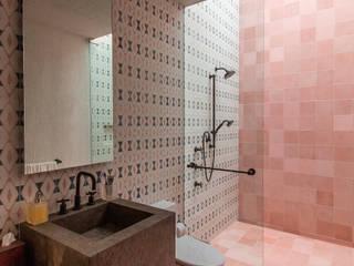 c27 arquitectura e interiores Country style bathroom