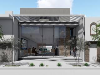 ARBOL Arquitectos Minimalist offices & stores