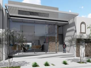 Local Comercial y oficinas/departamentos: Oficinas y Tiendas de estilo  por ARBOL Arquitectos