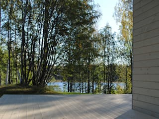 Terrace by NORD PLAN, Scandinavian