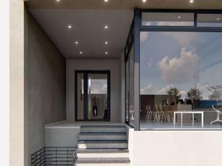 Office buildings by ARBOL Arquitectos , Minimalist