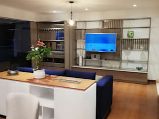 modern  by Alicia Ibáñez Interior Design, Modern