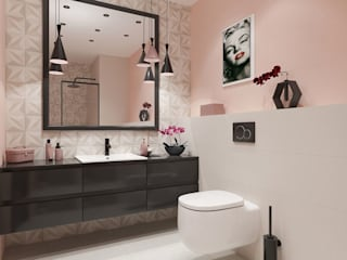 Banheiros  por Portal Domni.pl