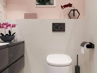 Baños de estilo moderno de Portal Domni.pl Moderno