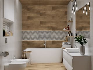 Classic style bathrooms by Portal Domni.pl Classic