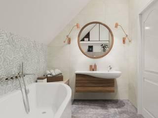 Baños de estilo clásico de Portal Domni.pl Clásico