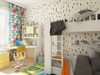 ЕвроДом Cuartos infantiles de estilo minimalista