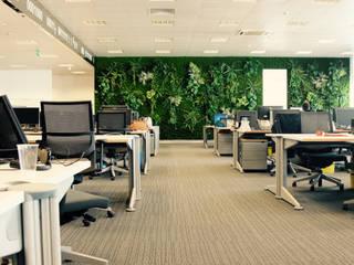 de Ingarden - Jardins Verticais e Plantas Artificiais Tropical