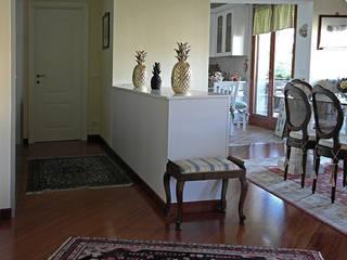OPEN IT_Un raffinato appartamento in Albaro, Genova di Giulia Grillo Architetto Classico