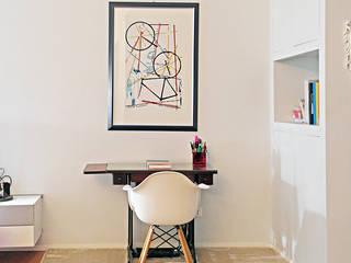 ZERO.4_ Una casa a portata di famiglia di Giulia Grillo Architetto Moderno